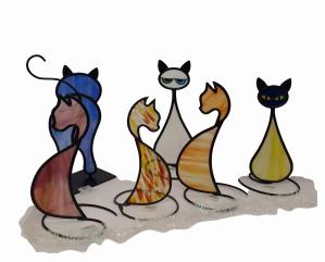 bande de chats